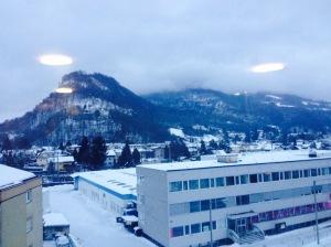 Austria Hotel View